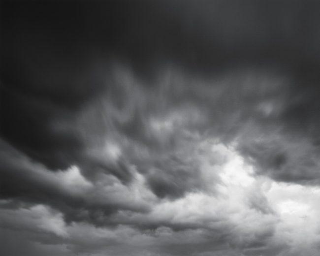 Tempest - pinhole camera photograph