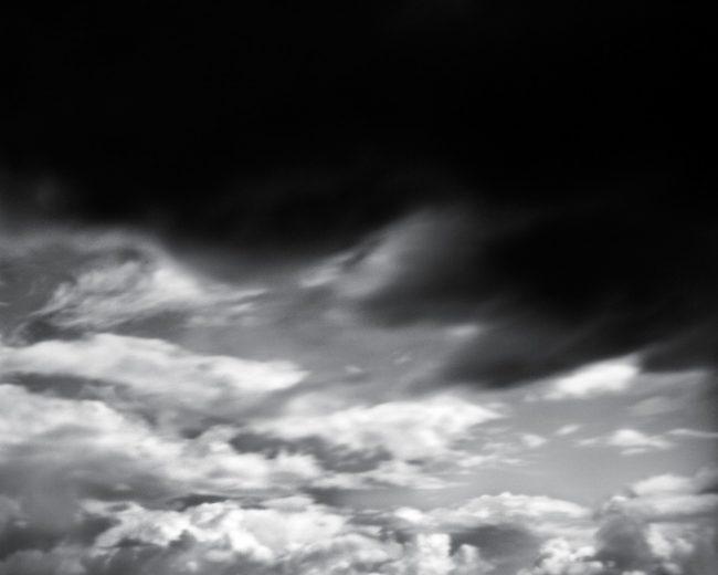 Zephyr - pinhole camera photograph